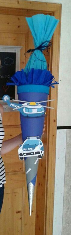 Polizeischultüte