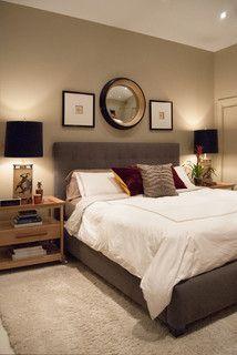 Modern Bedroom: Adrienne DeRosa Photography 2013 Houzz - modern -...