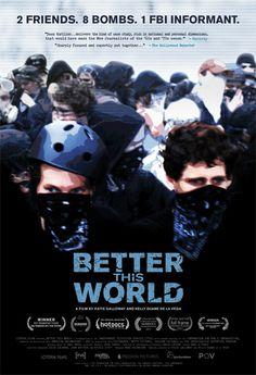 Better This World Documentary Poster