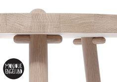 A table, a tribute to the beauty of minimalist design, created by the Danish designer Monique Engelund. MORE INFO & IMAGES > Sticks table by Monique Engelund JOIN US ON Facebook – Twitter Via THEmag.it
