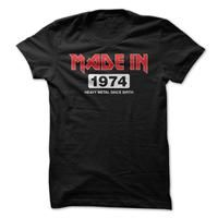 Made In 1974 - Heavy Metal Since Birth