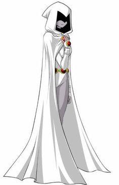White Raven - Teen Titans