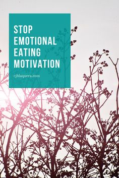 Stop Emotional Eating Motivation \ emotional overeating weight loss \ emotional eating psychology \ law of attraction fitness inspiration \ law of attraction health you tube