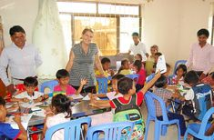 Village Learning Center – Family Care Cambodia