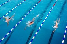 1 hour swim workout that focuses on breathing