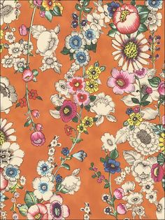 We got this wallpaper in grey for Sam's room and it looks fantastic! wallpaperstogo.com WTG-116969 Kenneth James Transitional Wallpaper