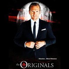 The Originals season 2 Sebastian Roche Cami And Klaus, Klaus And Caroline, Vampire Diaries Season 2, Vampire Diaries The Originals, Marcel, Balthazar Supernatural, Vampire Drawings, The Originals Tv Show, Sebastian Roche