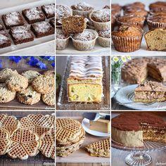 Seige brownies med sjokoladeglasur   Det søte liv Jelly Cake, Lemon Bars, Brownies, Food And Drink, Breakfast, Cake Brownies, Morning Coffee, Jello Cake