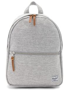 12e1c7f32b2 Town Backpack by Herschel Supply Co.. Poly fabric exterior with printed  poly lining.