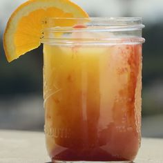Berry Sunrise Vodka Big Batch Cocktail
