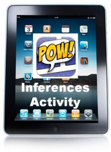 iPad & inference activity