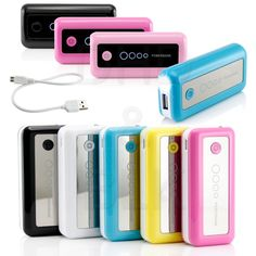 5600mAh Portable External Battery USB Charger Power Bank for Mobile Phone iPhone #UnbrandedGeneric