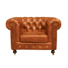Chesterfield Fåtölj - TheHome - Möbler på nätet Chesterfield Chair, Accent Chairs, Furniture, Anna, Home Decor, Upholstered Chairs, Decoration Home, Room Decor, Home Furniture
