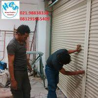 Jasa Service Rolling Door dan Folding Gate murah jakarta: ahli service rolling door murah jakarta 0219883833...