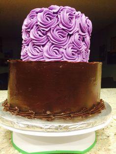 MK's bridal shower cake