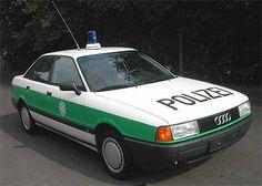 OG | 1989 Audi 80 | Bayrischen #Polizei