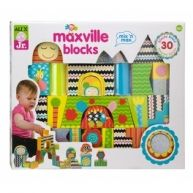 Alex Junior Maxville Wooden Building Blocks