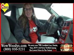 Vehicle Profile: Learn all about the used 2004 #Chrysler #Crossfire video walk around at WowWoodys