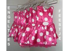Kinderfeestje verkleedkist verkleedjurk zoals K3 jurk