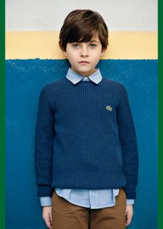 #Lacoste presents Unconventional Kids! Lacoste Fall-Winter 2012 #FW12