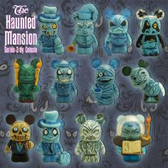 The Haunted Mansion series by Celeste