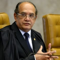 Gilmar Mendes diz que classificar corrupção como crime hediondo não é suficiente - Globos