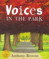 Voices in the Park Good list of activities to do with this book