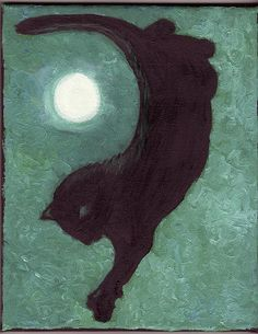 Mooncat - Denise Warren
