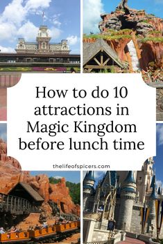 A top Magic Kingdom