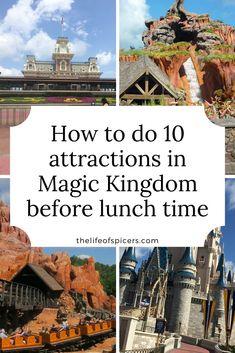 A top Magic Kingdom