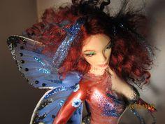 OOAK wonderful Fairy Art Doll Sculpture by Regina Russo  :)   http://www.ebay.com/usr/regin-russ  https://www.facebook.com/pages/OOAK-Art-Doll-by-Regina Russo-dreams-timeless/1406541212987263?sk=info&tab=page_info&edited=short_desc