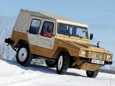 Volkswagen type 183 Iltis 4x4