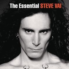 Infinite Steve Vai: An Anthology: Music Cd Cover, Album Covers, Musica Disco, Steve Vai, Peter Steele, Best Guitarist, Dark Men, Miles Davis, Nikki Sixx