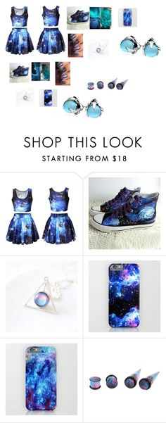 """twin set with my bff Odyssey"" by raven-536 on Polyvore featuring HVBAO and Bling Jewelry"