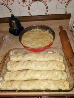 συνταγή_για_νηστίσιμη_πατατόπιτα_ Camembert Cheese, Dairy, Food, Essen, Meals, Yemek, Eten