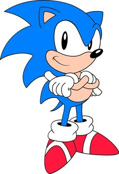 Embroidery Design of the Character Sonic the Hedgehog Available in the formats: . Sonic Party, Sonic Birthday Parties, Sonic Project, Hedgehog Birthday, Classic Sonic, Sonic Boom, Silhouette Cameo Projects, Silhouette Vector, Stickers