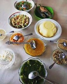 Makanan tradisional MALUT