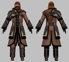 Norn Ranger - Male