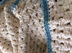 Baby blanket coton