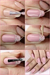 Orchid Nail: Faire des Arabesques