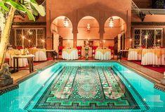 Fashion designers homes you can visit, including Pierre Balmain's Marrakech abode
