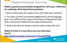 Flipped lesson: Using 'for' and 'since' Presentation Design, Definitions, Language, Student, This Or That Questions, Learning, Studying, Languages, Teaching