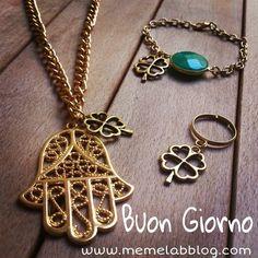Buongiorno con stile Nuova collezione Accessori portafortuna www.memelabblog.com