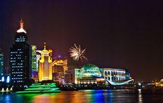 Shanghai Bund/China
