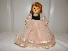 VOGUE GINNY DOLL 1950'S STRAIGHT LEG