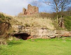 MacDuff Castle, Scotland