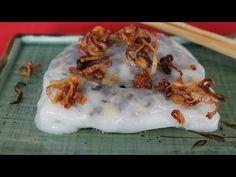 Banh Cuon : le bon dosage de la pâte et de la farce - Cooking With Morgane - YouTube