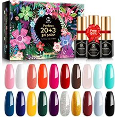 best nail gel brands Gel Nail Polish Brands, Glitter Gel Polish, Cheap Nail Polish, Grey Nail Polish, Best Gel Nail Polish, Opi Nail Polish Sets, Nail Manicure, Gel Nails, Acrylic Nails