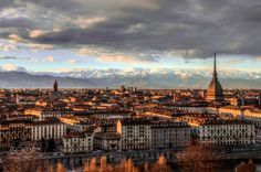 Torino City Center - Turin - Italy