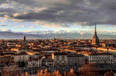 Torino City Center - Turin - Italy